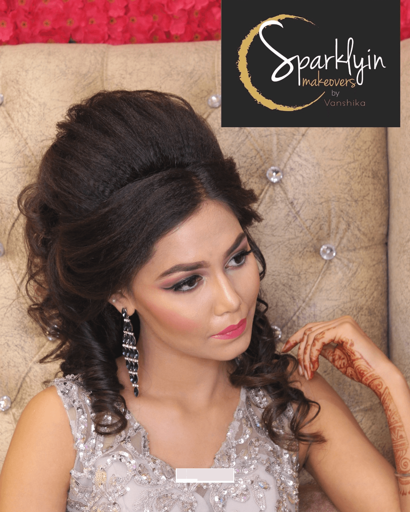 Sparklyin Makeovers  By Vanshika