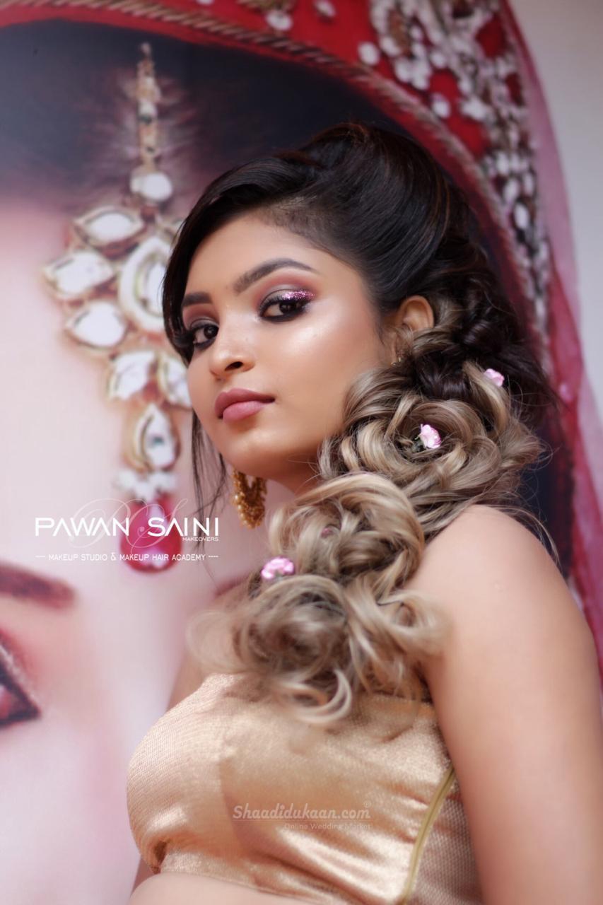 Pawan Saini Makeovers