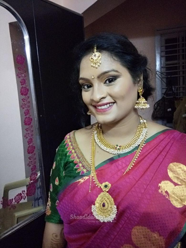 Rushaan's Makeover