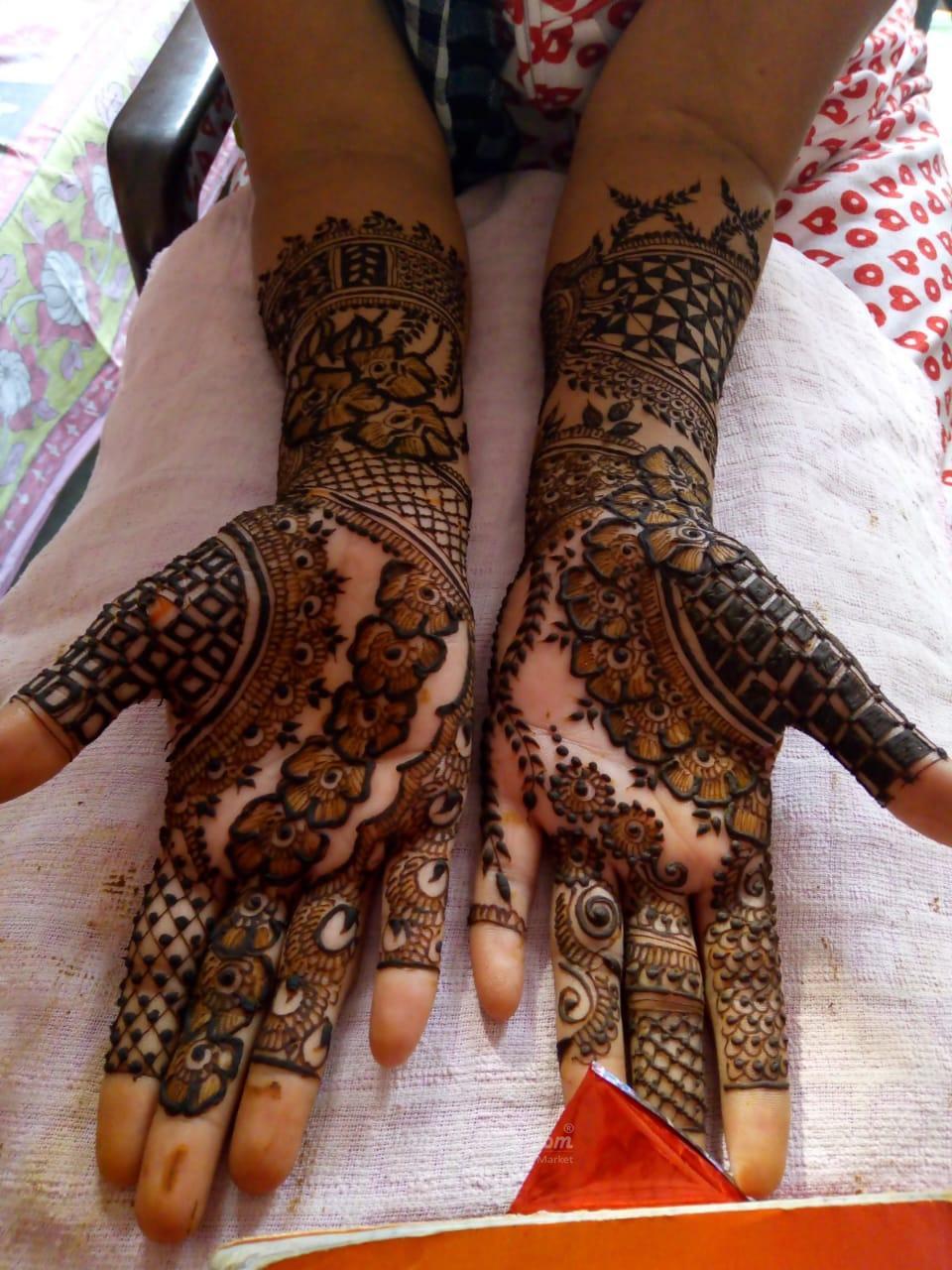 Archana Khandelwal Mehendi Artist