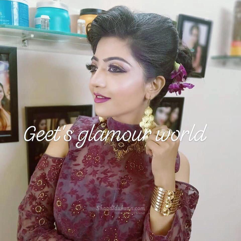 Geet' S Glamour World Salon