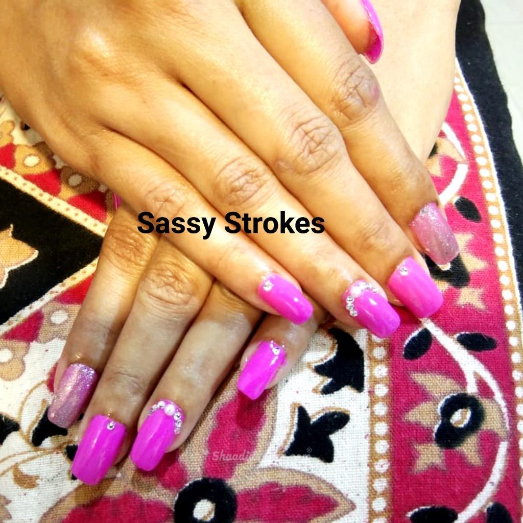 Sassy Strokes Mehendi & Nail Services