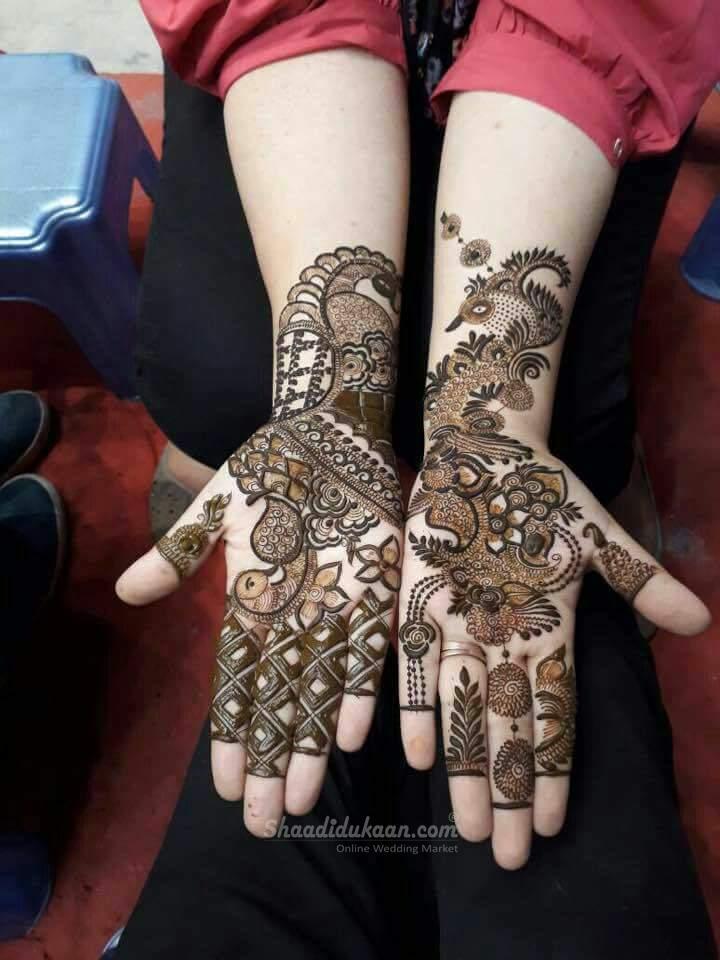 Krishna Mehendi Artist