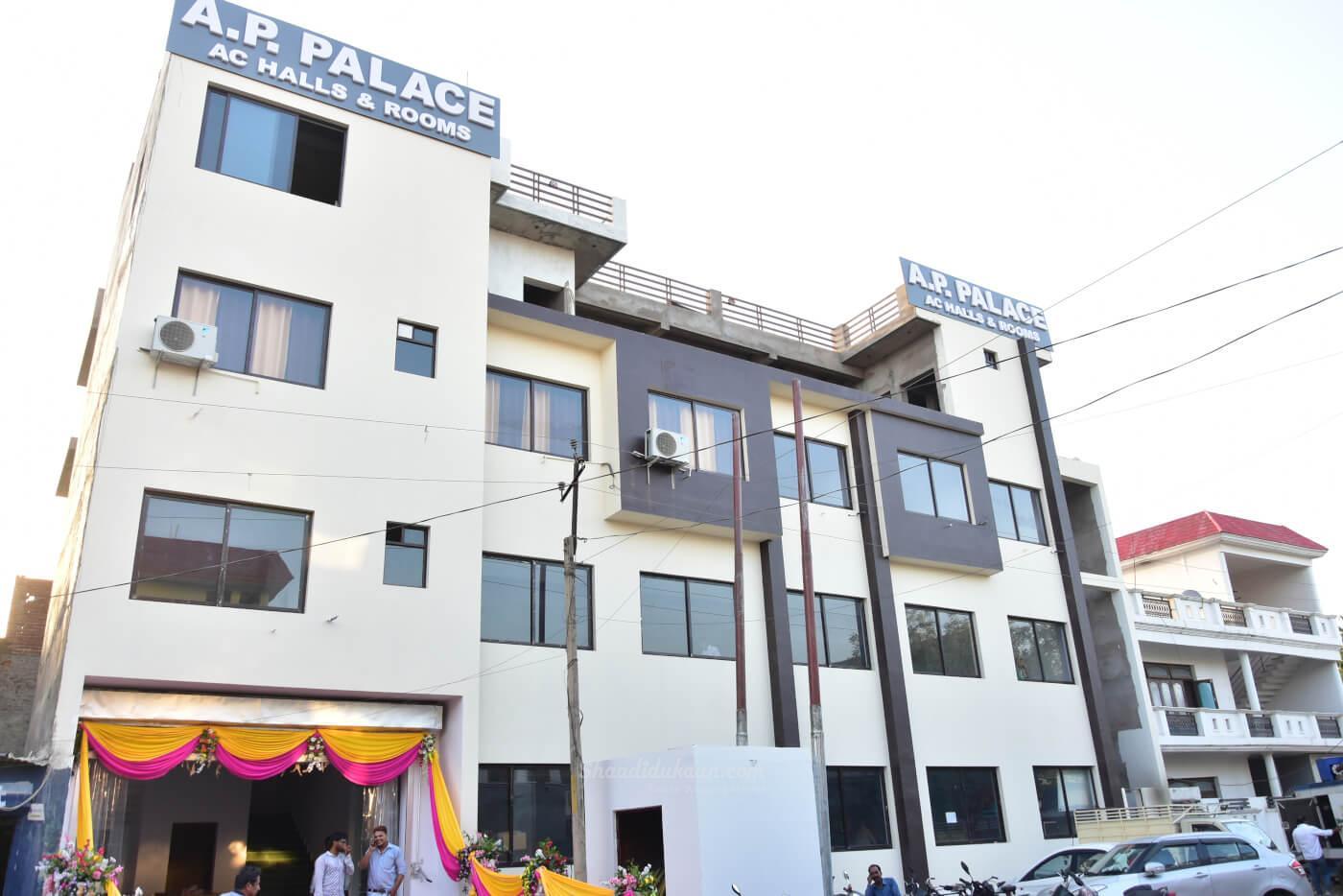 A P Palace