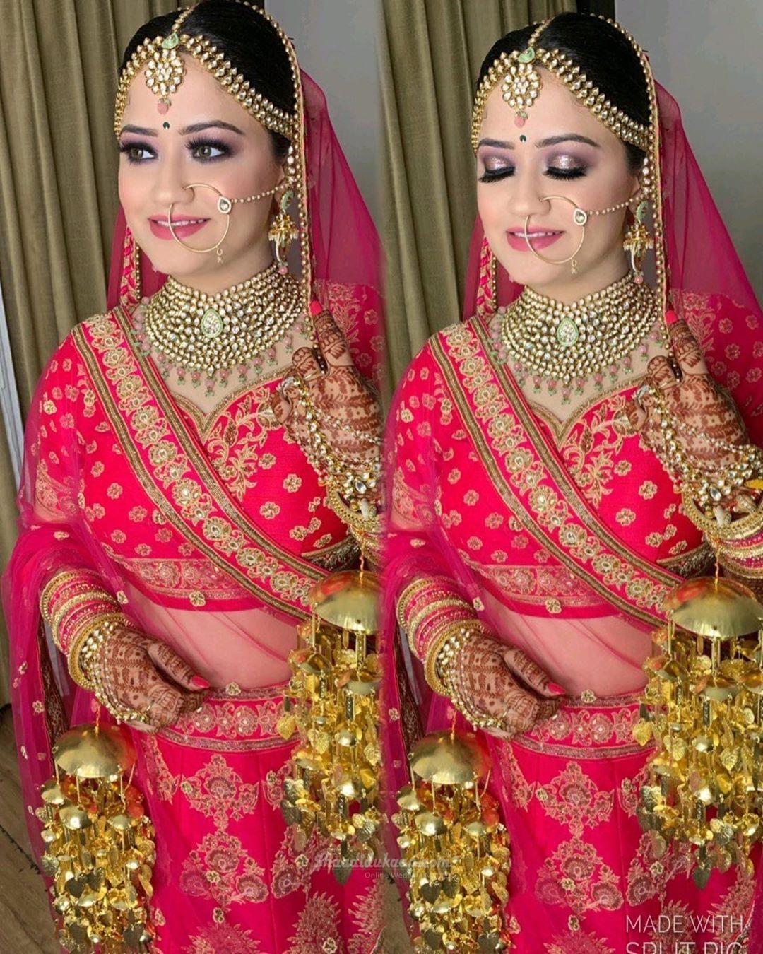Blushing Bride Makeovers