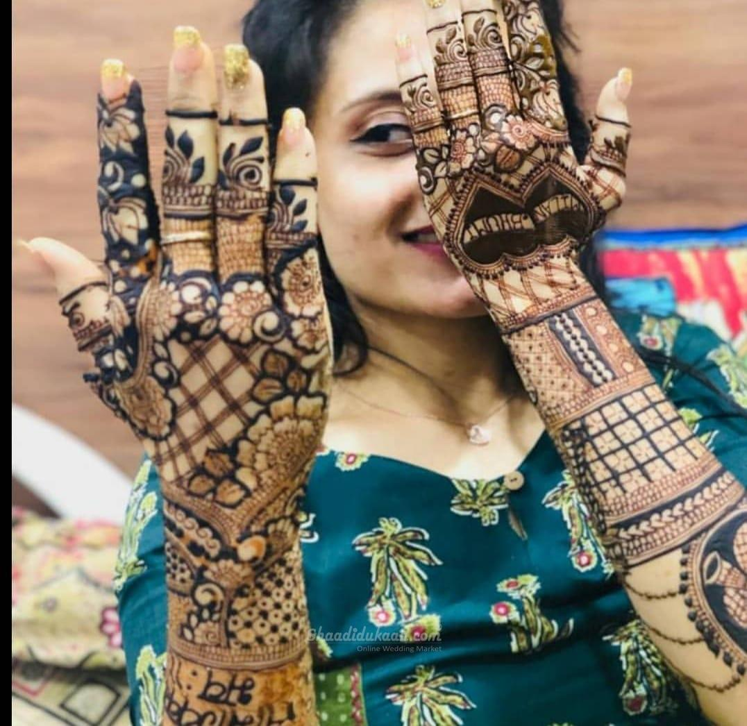 Arjun Mehandi Artist