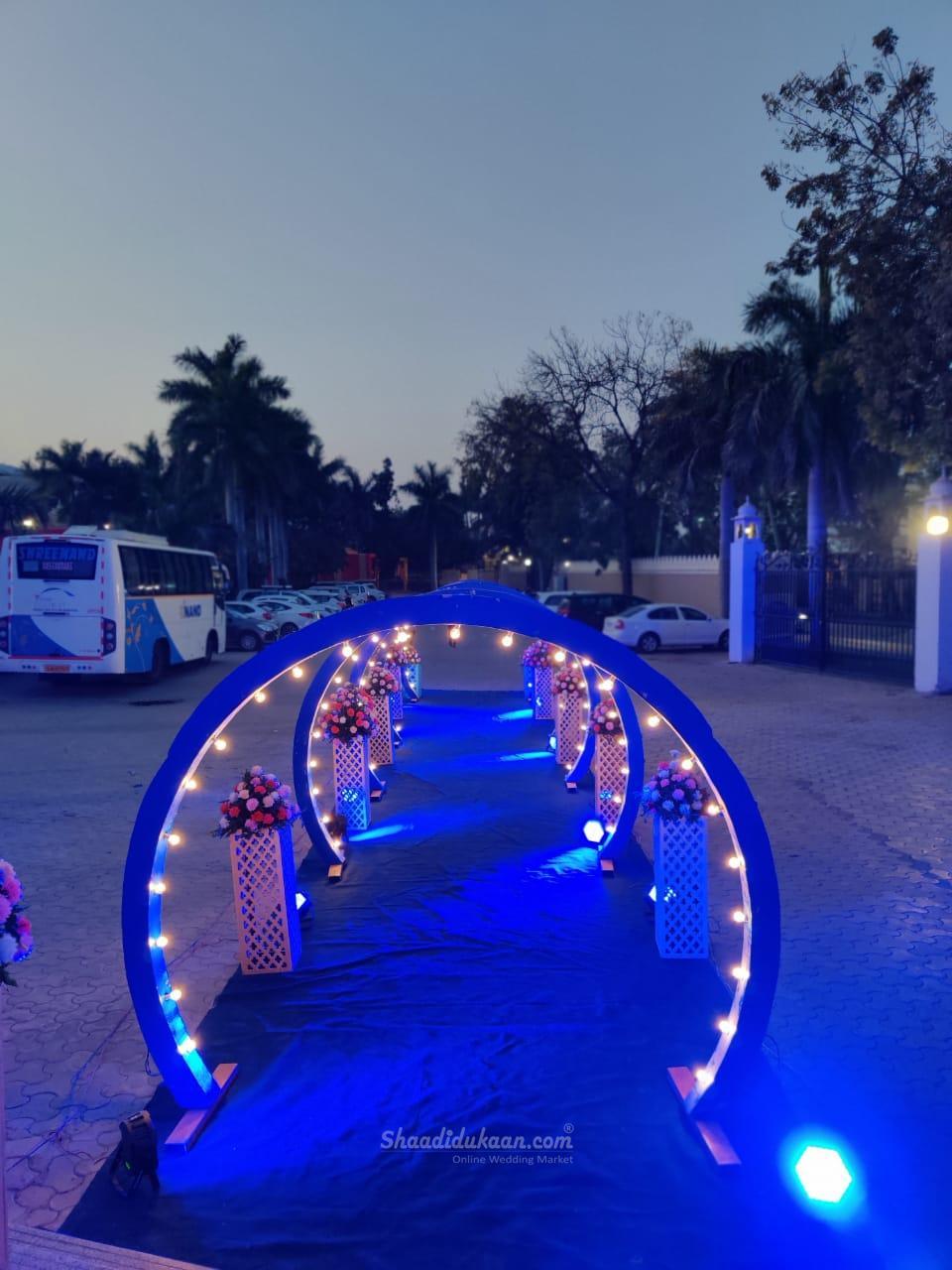 Vikram Tent House & The Wedding Design