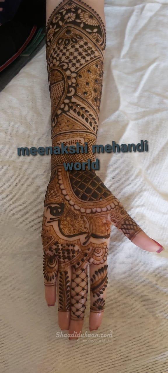 Meenakshi Mehandi World