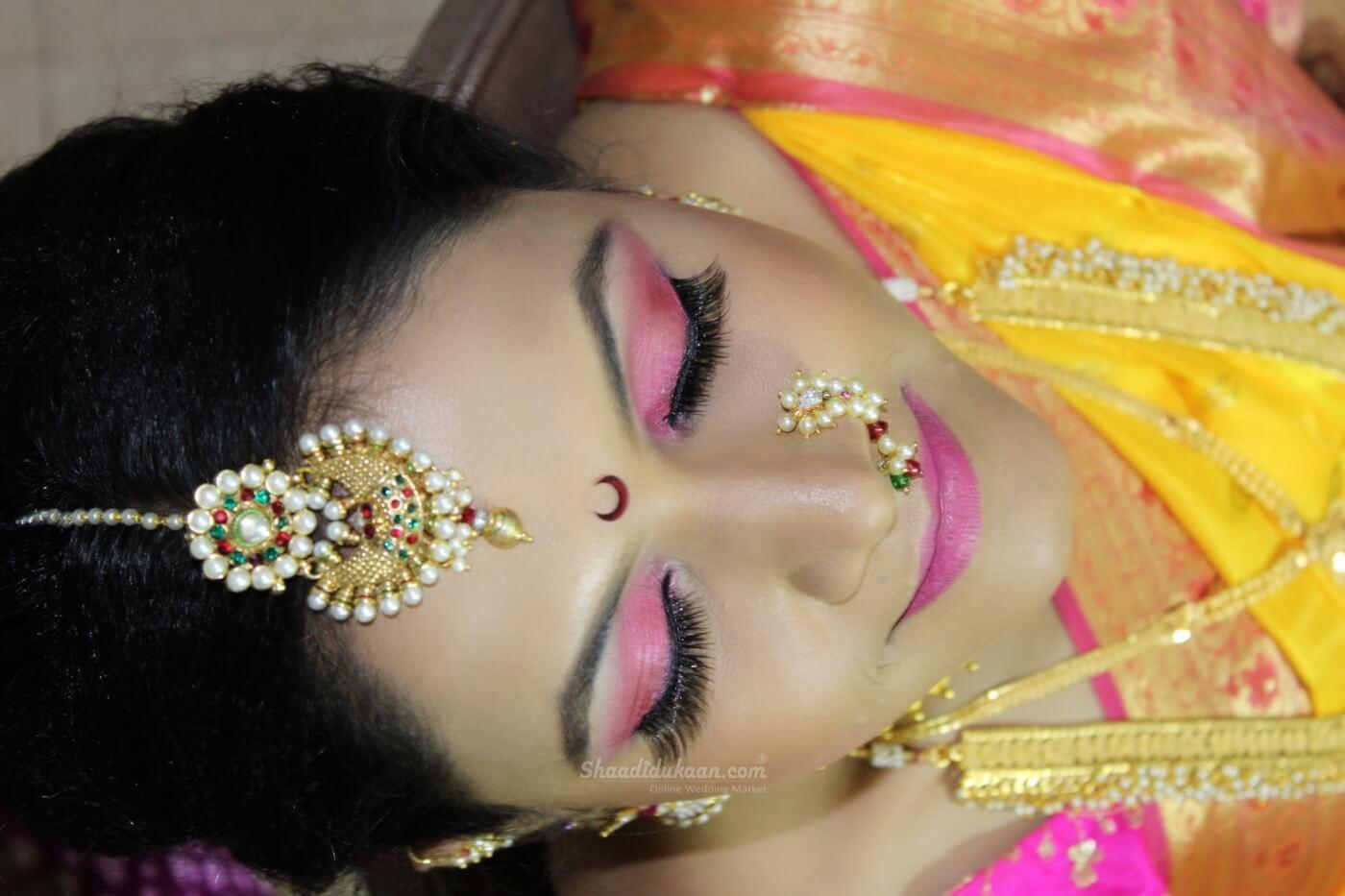 Allure By Nancy Bridal Makeover Academy And Salon