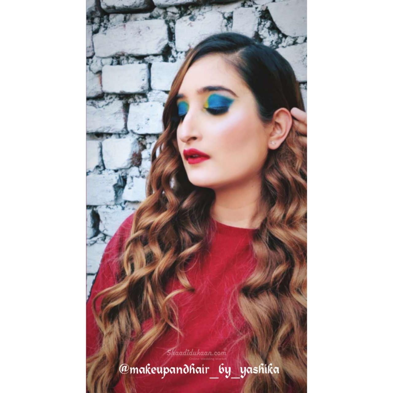 Makeup And Hair By Yashika Ahuja