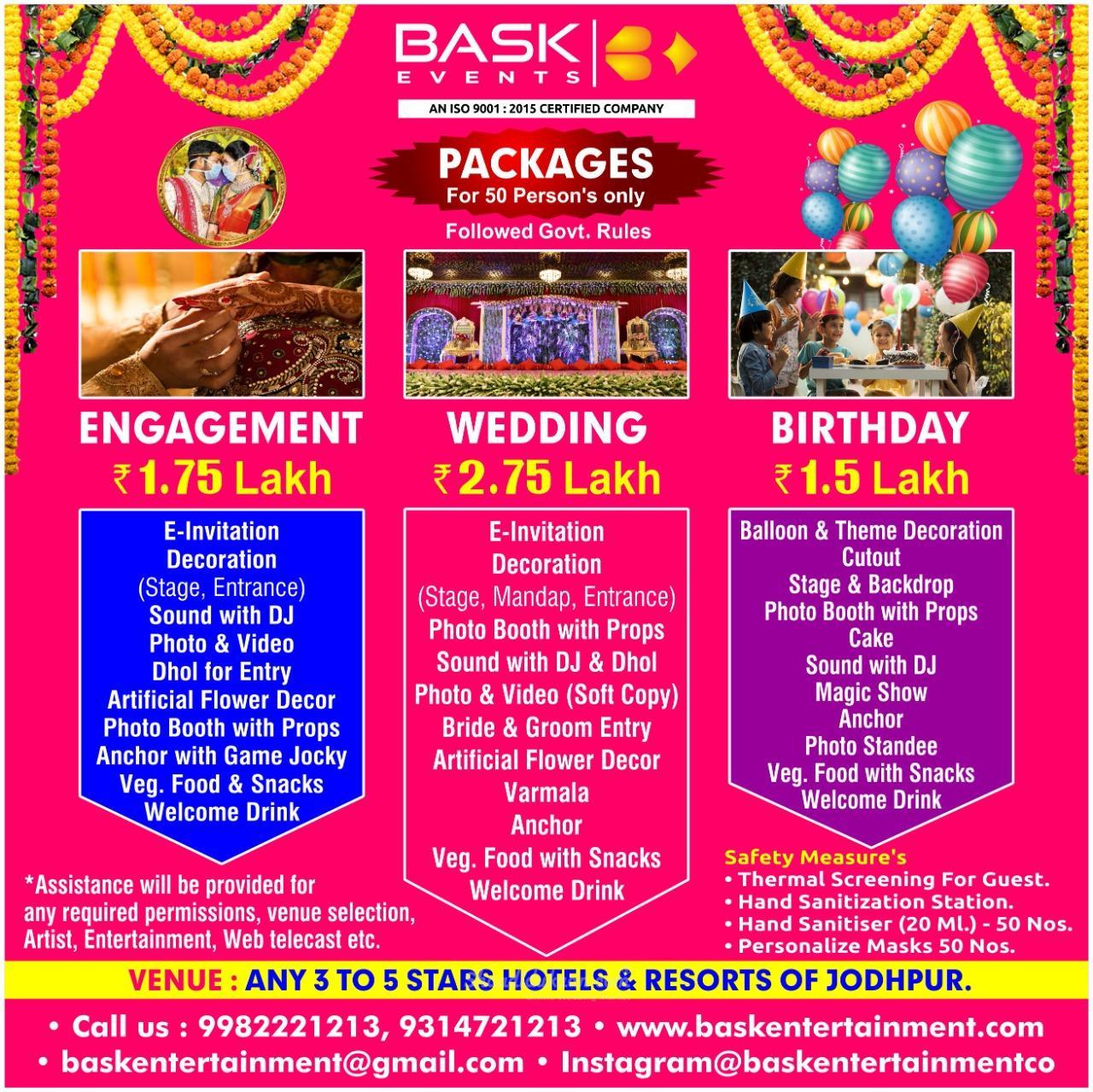 Bask Entertainment Co.Pvt.Ltd