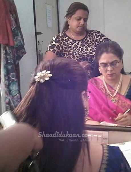Nafisa's Hair And Make-up Academy