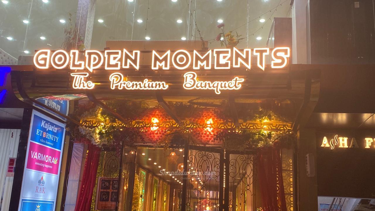 Golden Moments The Premium  Banquet