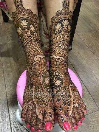 Sahil Mehandi Art