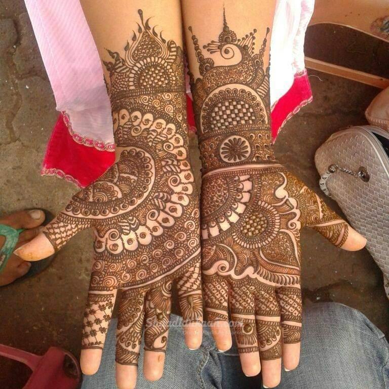 Shivam Sanjay Mehandi Artist