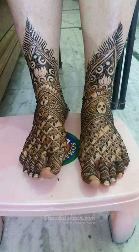 Sandeep Mehndi Artist