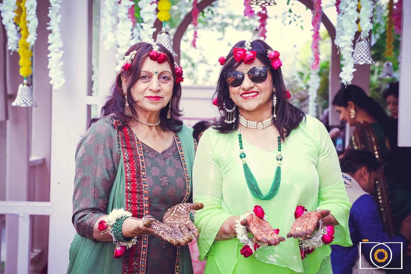 Trishant & Sheena