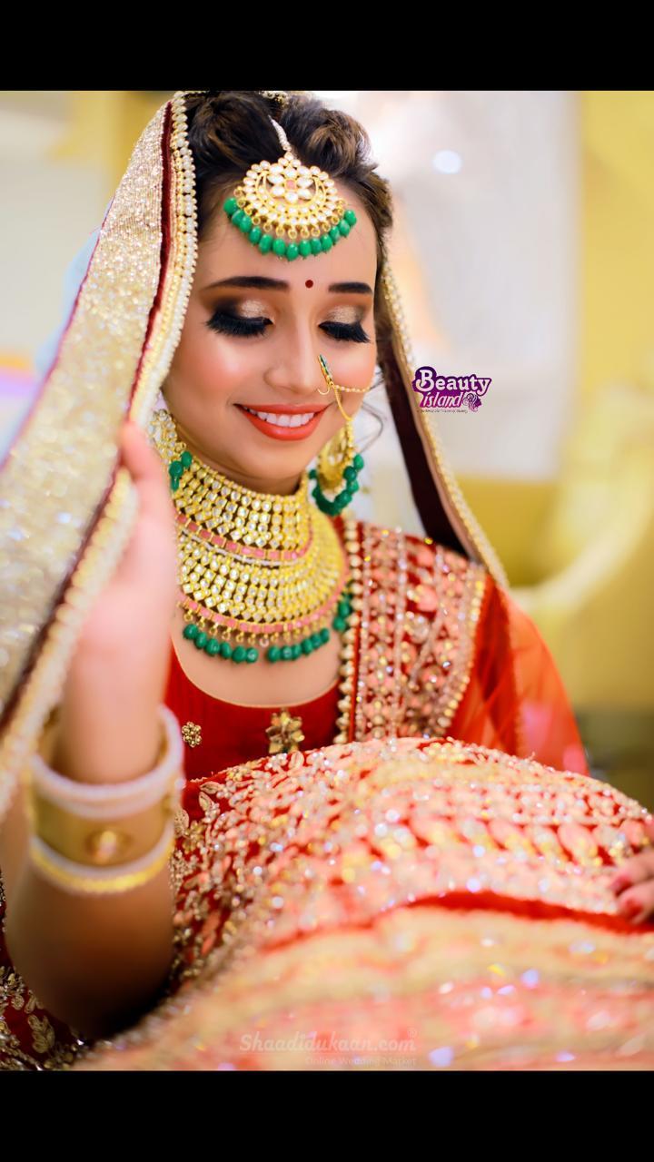 Bridal Makeup pics