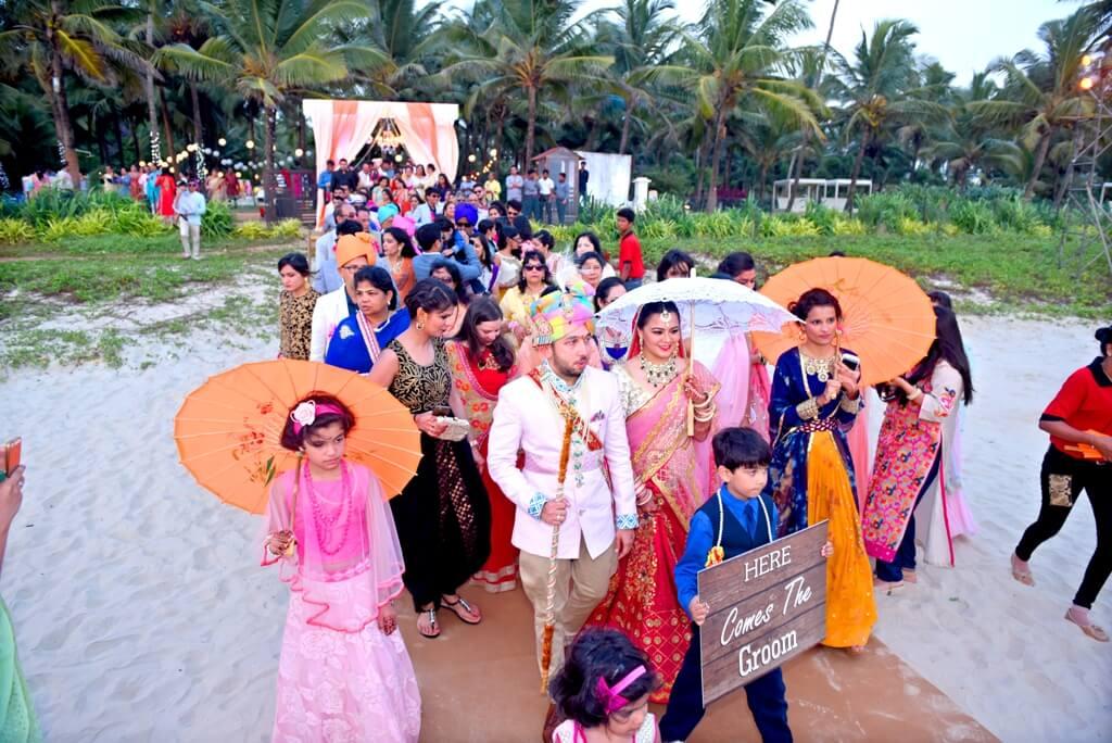 Siddharth weds Sonali by Kala Colour Lab