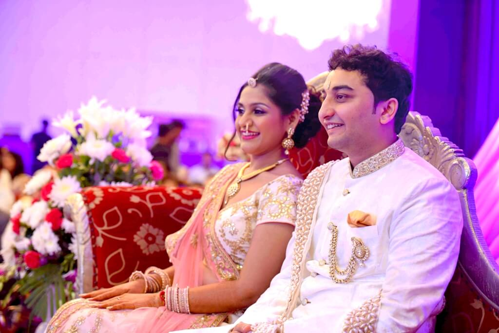Abhishek weds Sonali by Kala Colour Lab