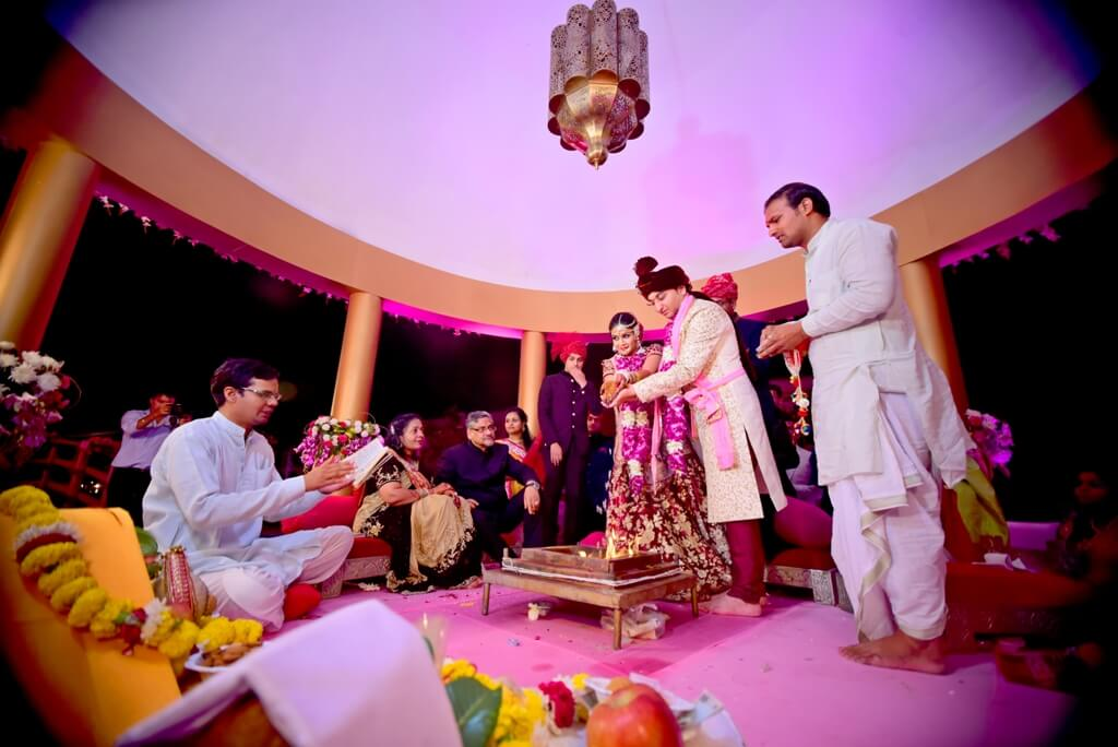 Abhishek weds Sonali by Kala Colour Lab