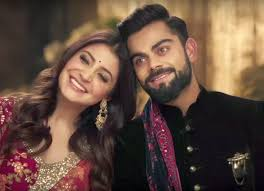 Indian Skipper Virat Kohli weds Bollywood Diva Anushka Sharma