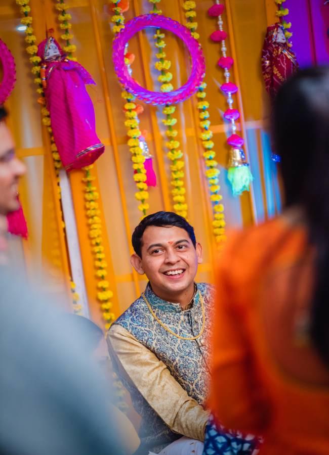 Mayank Weds Vidisha By La Mirror Studios