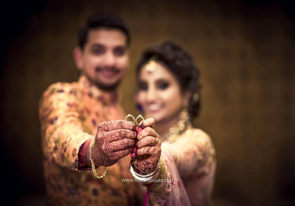 Anurag Weds Saloni By TheAshishGarg Photography