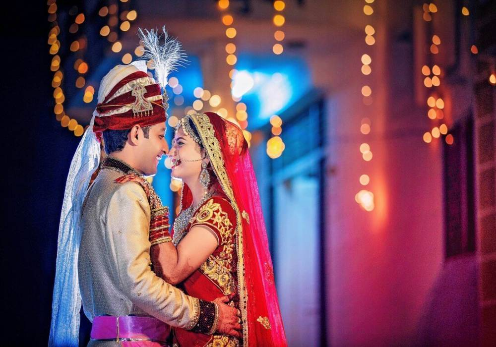 Vijay Weds Bharti By Beyond The Clouds