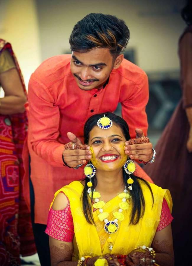 Vijay Weds Bharti, Jaipur
