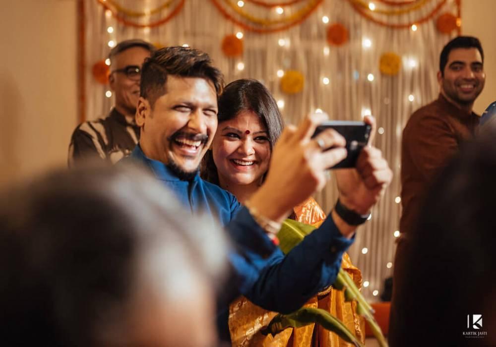 Kabeer Weds Bidisha, Delhi