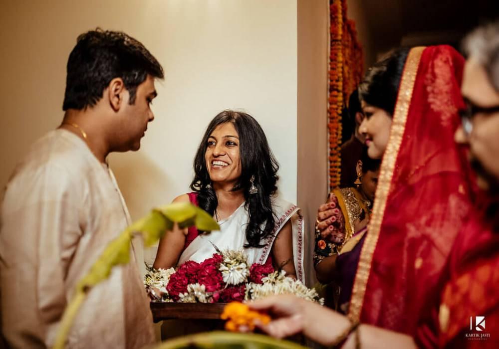 Kabeer Weds Bidisha By KJ Photoworks
