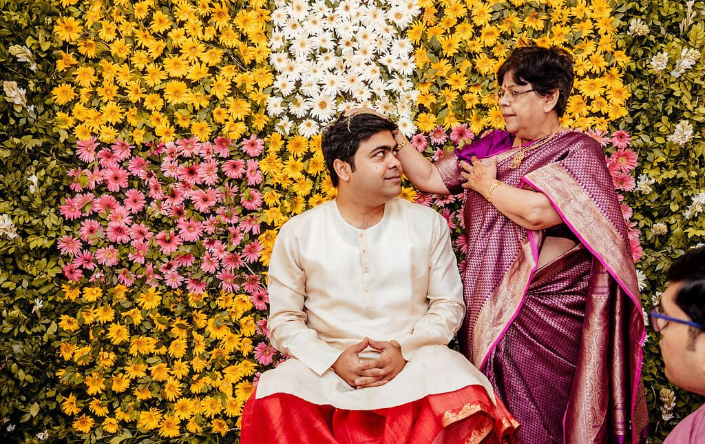 Kabeer Weds Bidisha By KJ Photoworks