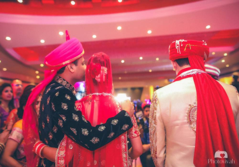Araddhana Weds Manas By Photo Vivah