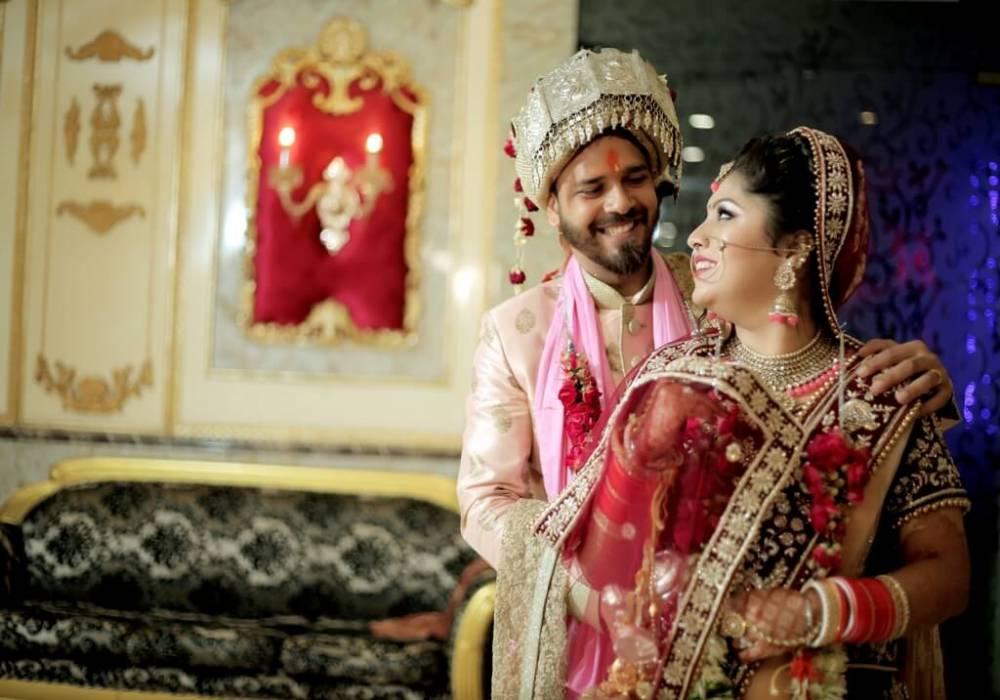 Ruchika Weds Tarun, Delhi