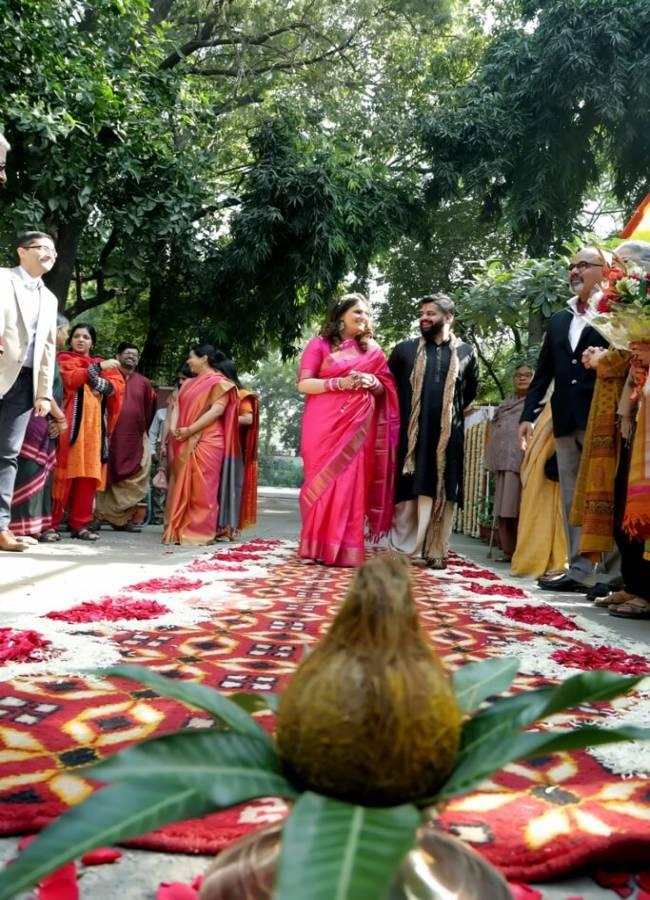Jayant Weds Nicky, Delhi