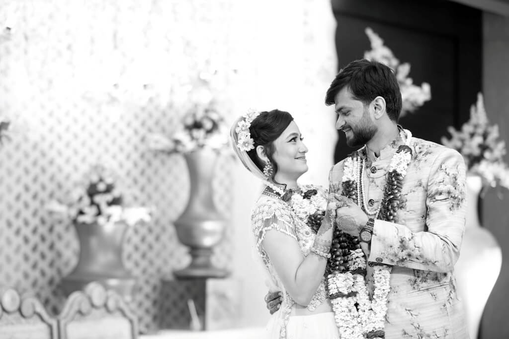 Shashank weds Anushree, Indore