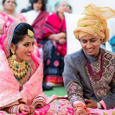Sakshar Weds Charu, Jaipur