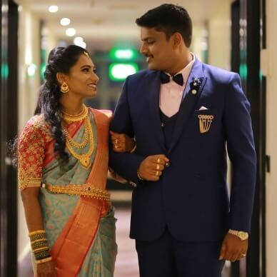 Madhusudhan Weds Kavitha, Bangalore
