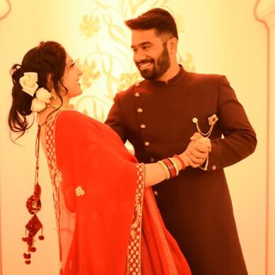 Abhishek And Aayushi, Jaipur