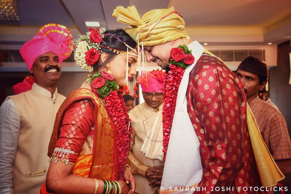 Jignesh Weds Chaitali, Mumbai