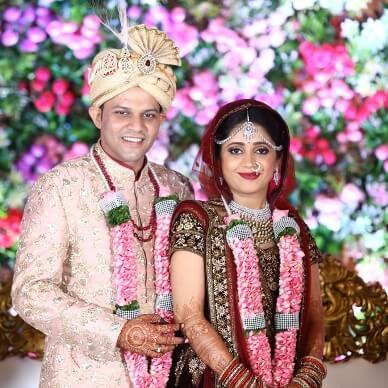 Sachit Weds Tanvee, Mumbai