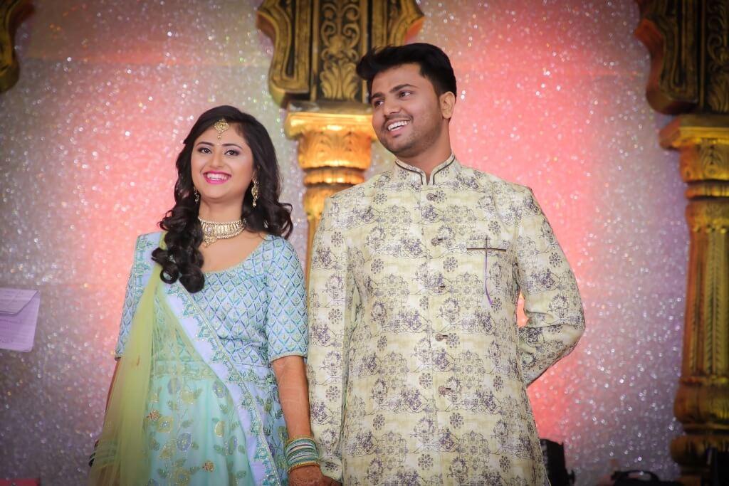 Samarth Weds Nupur, Indore