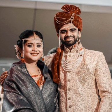 Ankit weds Priyanka, Indore