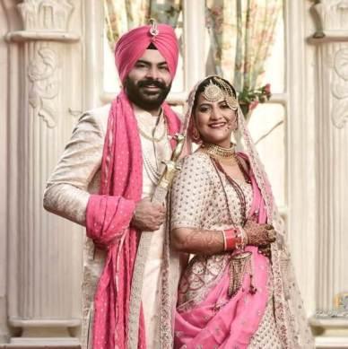 Guriqbal Weds Parul, Chandigarh