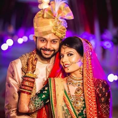Rohan Weds Shipali, Jaipur