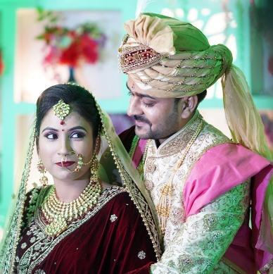 Shubham Weds Mahima, Jaipur