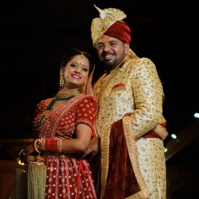 Saumitra Weds Karishma, Delhi