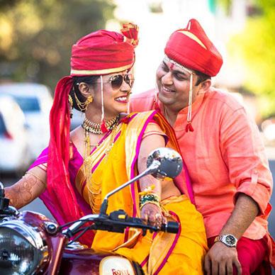 Nilesh Weds Kalyani, Pune