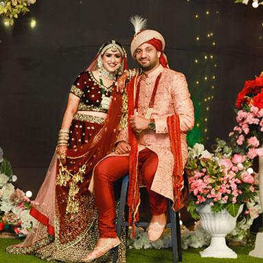 Vaibhav Weds Shallu, Indore